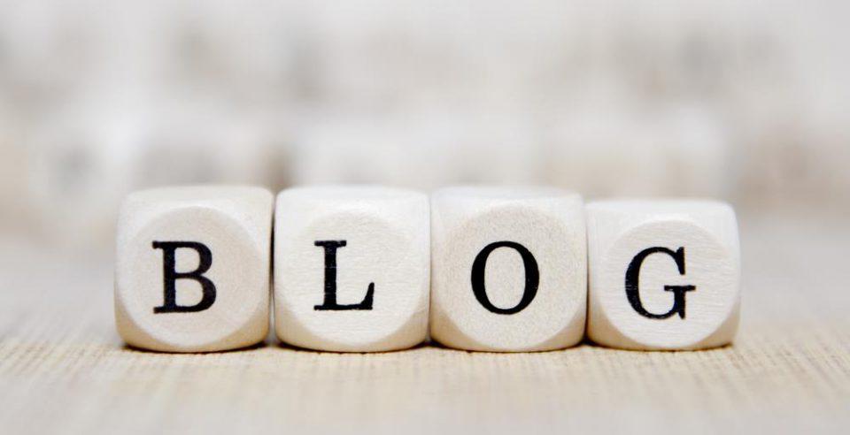 Firemný blog