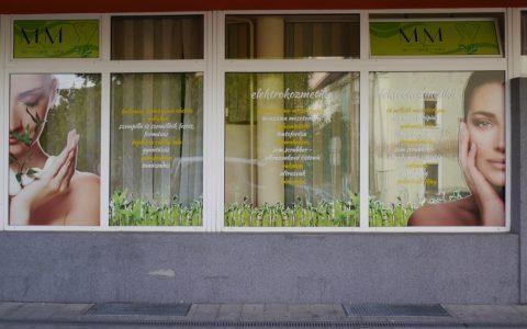 Polepy okien a výkladu - M&M štúdio