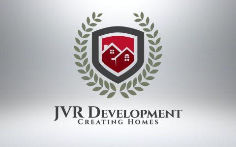 Logo design - JVR Development