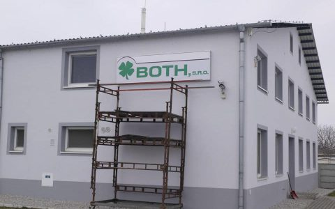 Svietiaci box - Both s.r.o