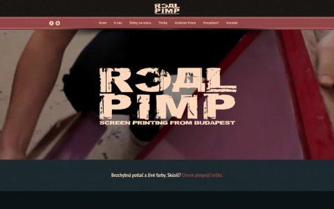 Dobrá webstránka