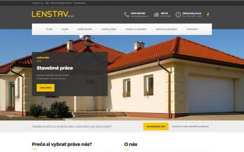 CMS webstránka