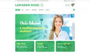 Webstránka vo WordPress