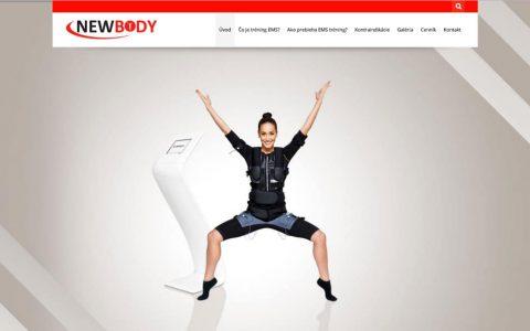 Dizajn webstránky