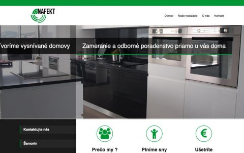 Príprava webovej stránky