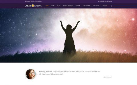 Responzívná webstránka