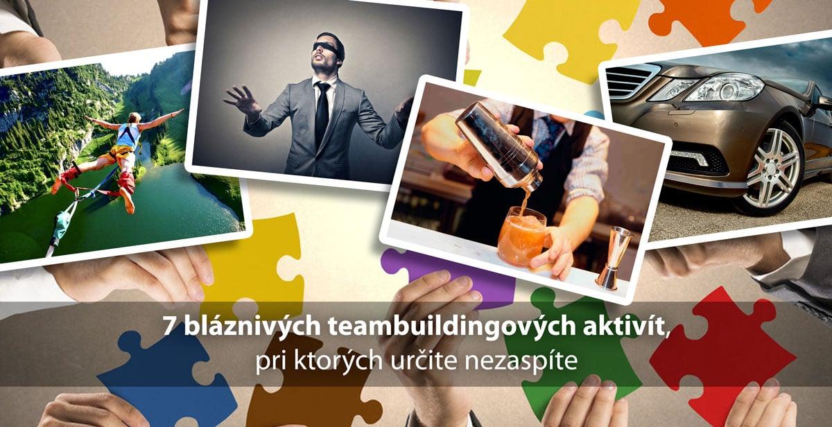 teambuildingy