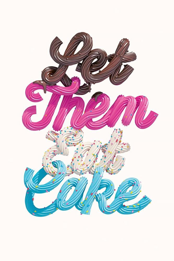 kreatívná typografia
