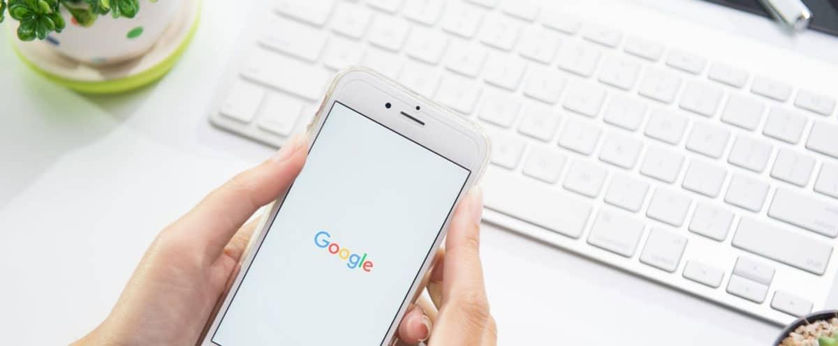 Google na telefone