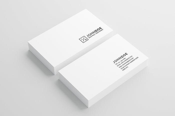 biely graficky dizajn