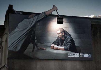 3D billboardy