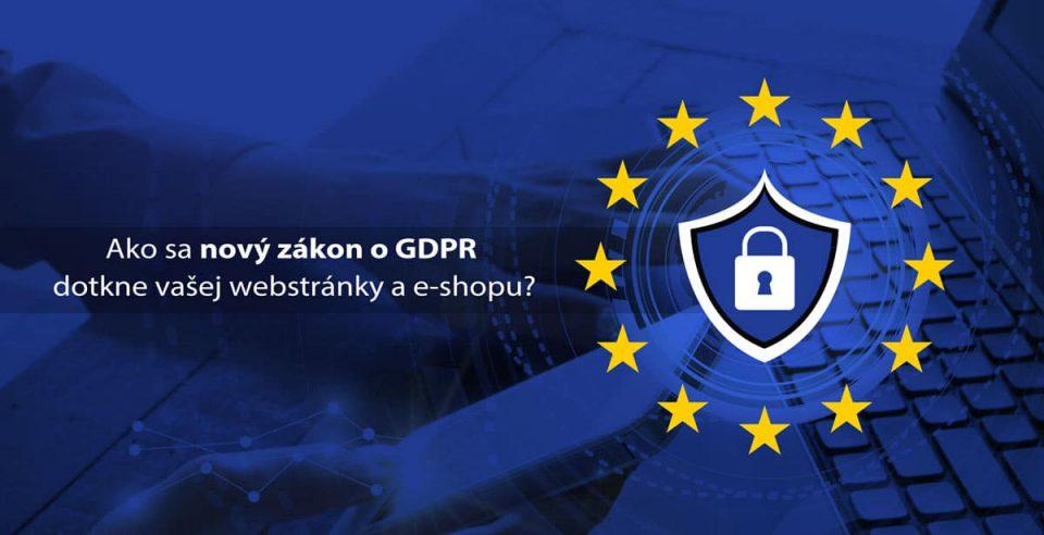 nový zákon GDPR