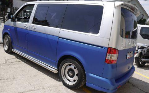 Polep Volkswagen Multivan