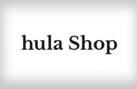 logo predajne s luxusným spodným prádlom hula-Shop