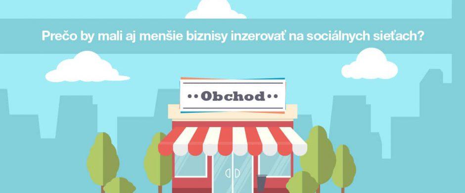 malý obchod