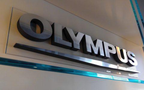 3D logo interiér - Olympus