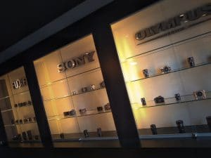3D logá interiérové - Fujifilm, Sony, Olympus