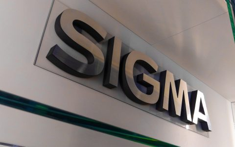3D logo interiér - SIGMA