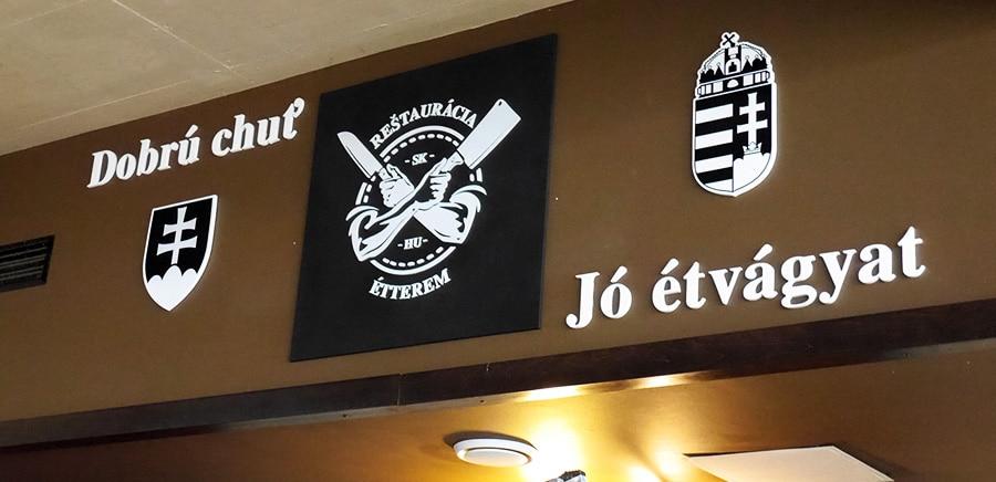Reštaurácia sk - hu étterem