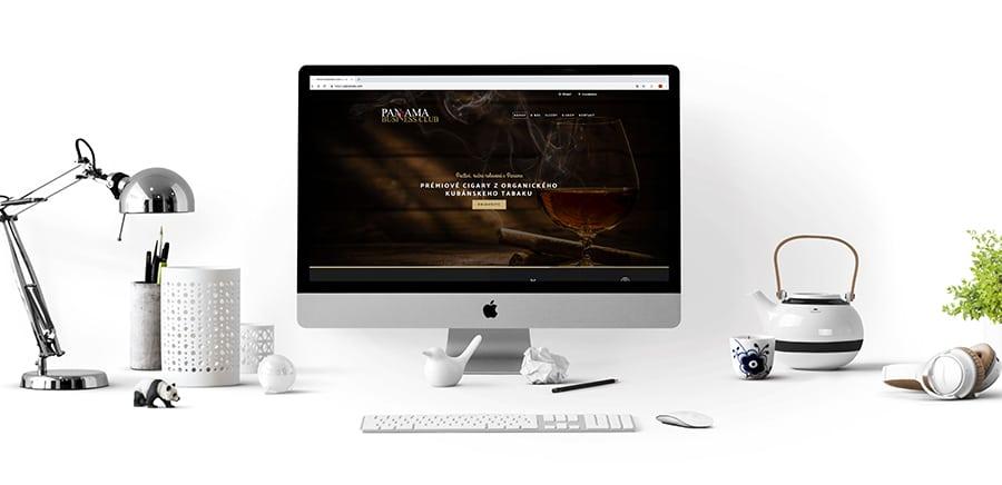 Náhľad webstránky www.panamabc.com