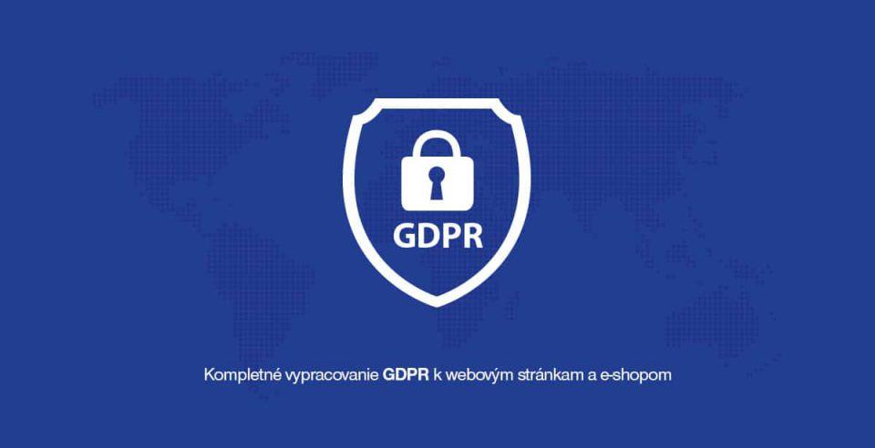 Právné podklady potrebné k eshopu 2. časť - GDPR
