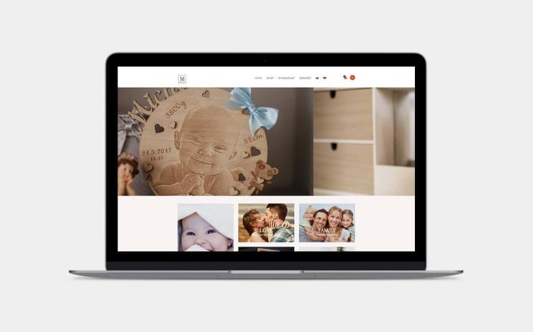 Tvorba web stránok - magicimagic.com