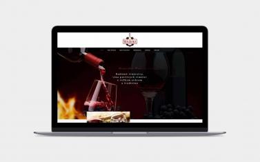 Tvorba web stránok - monarchiavino.sk