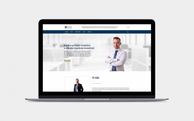 Tvorba web stránok - spravneinvesticie.sk