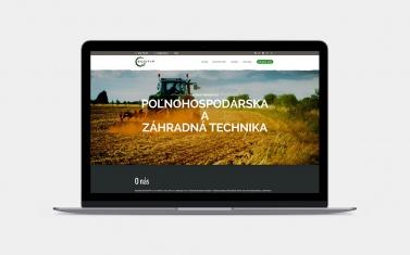 Tvorba web stránok - ecotip.sk
