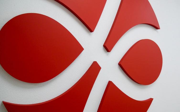 3D logá a nápisy - Dopravný podnik Bratislava